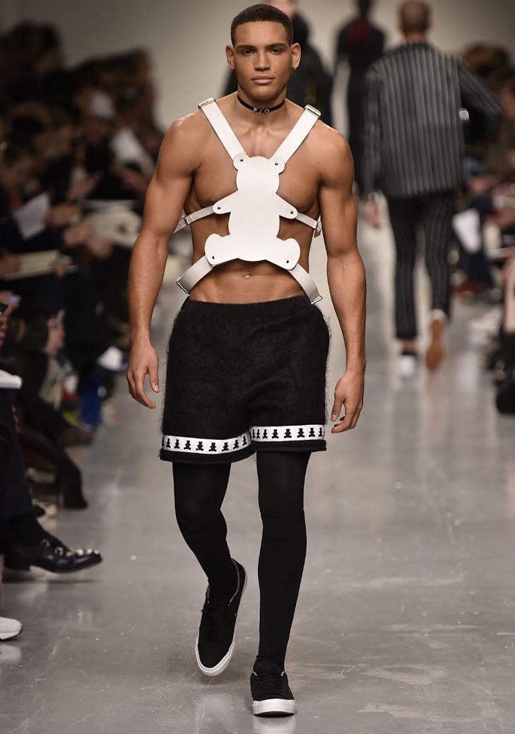 Краще б ми цього не бачили - в Лондоні відбувся Тиждень чоловічої моди - фото 6
