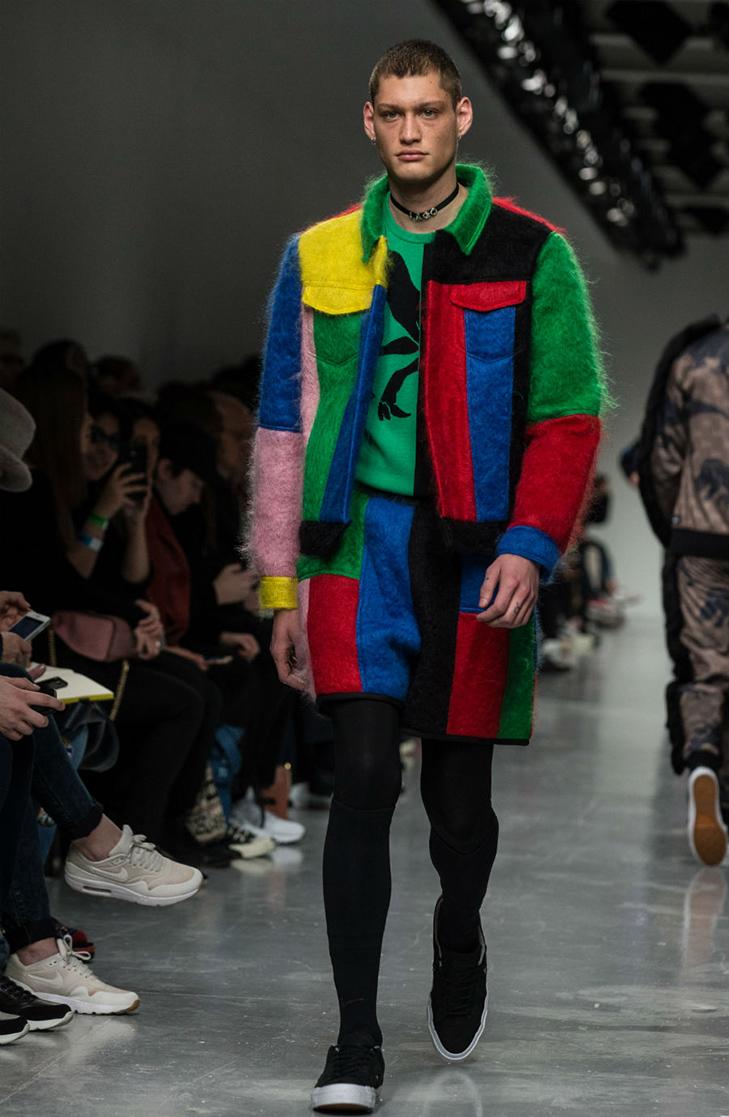 Краще б ми цього не бачили - в Лондоні відбувся Тиждень чоловічої моди - фото 3