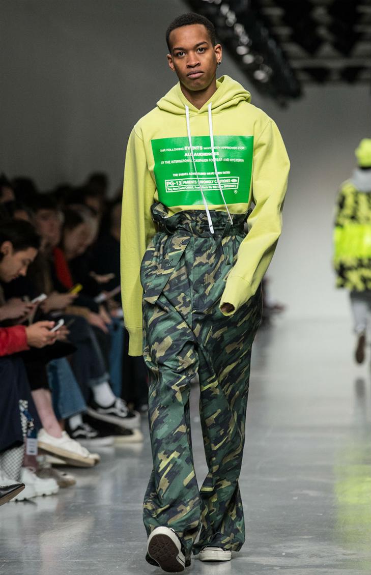 Краще б ми цього не бачили - в Лондоні відбувся Тиждень чоловічої моди - фото 2