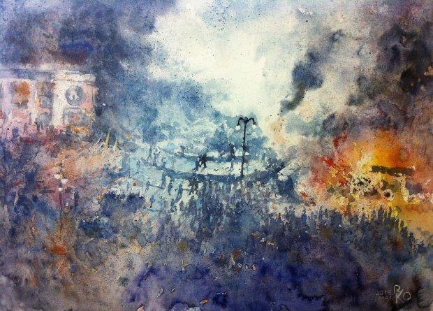 Луна Революції: ТОП-7 нових кліпів про Майдан - фото 4