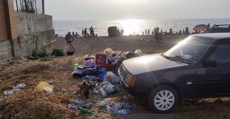 Кримські пляжі, які б шокували Айвазовського, або змусили його облизнутися - фото 1