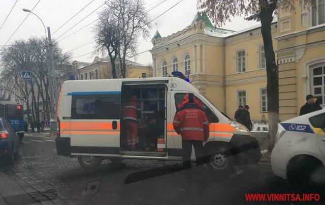 У центрі Вінниці тернопільська машина убила жінку  - фото 3