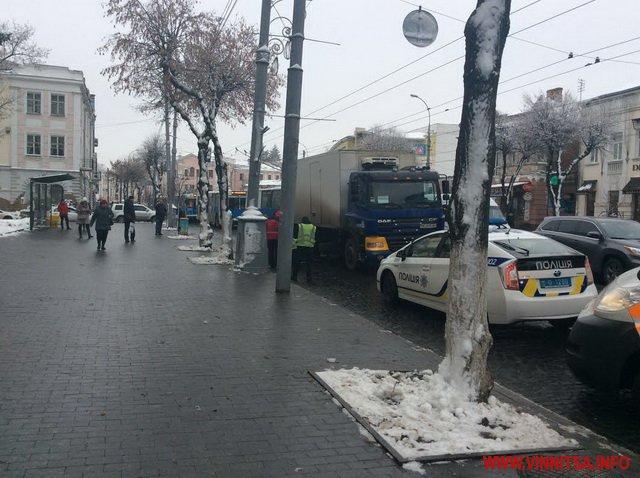 У центрі Вінниці тернопільська машина убила жінку  - фото 4