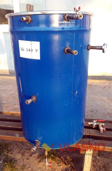 У вінницькому селі воду для шкільної їдальні гріє сонце - фото 2