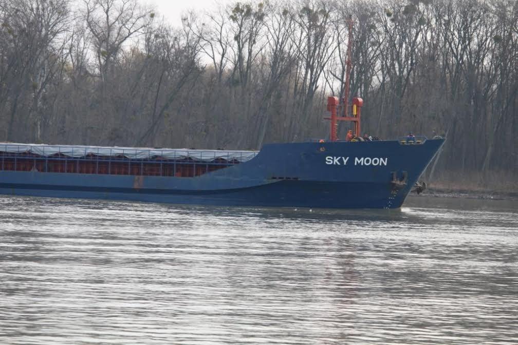 Таможенники задержали иностранное судно, которое «гостило» воккупированном Крыму