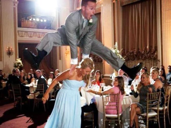 30 прикладів, коли у весільного фотографа все добре з почуттям гумору - фото 1