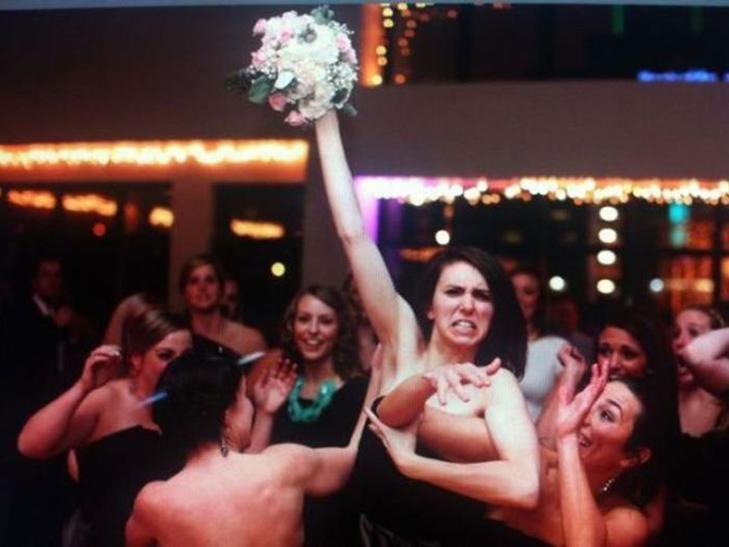 30 прикладів, коли у весільного фотографа все добре з почуттям гумору - фото 3