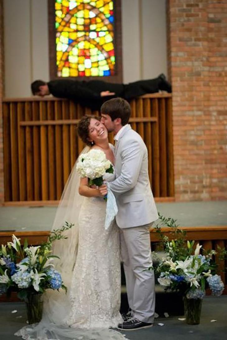 30 прикладів, коли у весільного фотографа все добре з почуттям гумору - фото 26