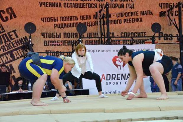 Харківські сумоїсти перемогли на Кубку України - фото 1