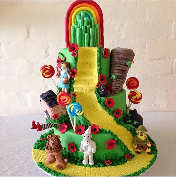 30 крутих тортів за мотивами відомих фільмів - фото 15