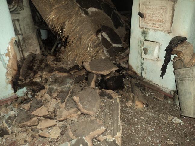 Під час пожежі у власному будинку загинула 93-річна жителька Вінниччини  - фото 1
