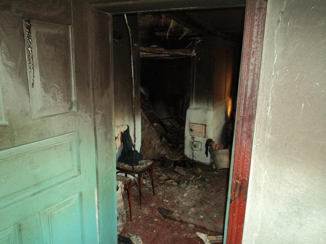 Під час пожежі у власному будинку загинула 93-річна жителька Вінниччини  - фото 2