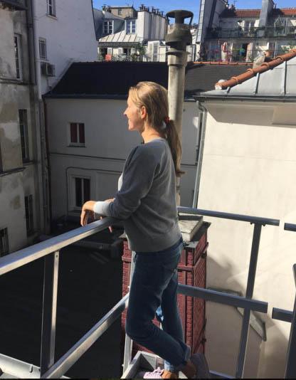 Як Осадча Парижем гуляє - фото 2
