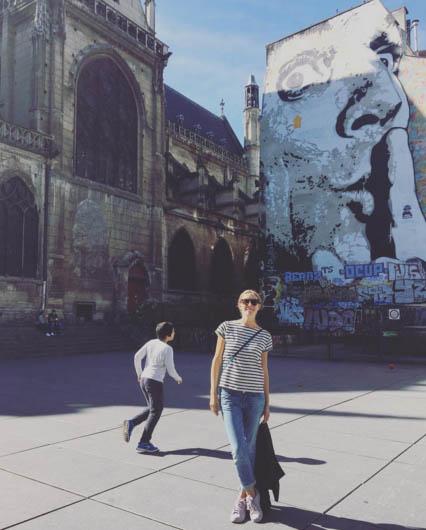 Як Осадча Парижем гуляє - фото 1