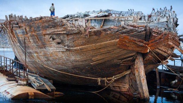 В Арктиці знайшли корабель легендарного мандрівника Руаля Амундсена - фото 2