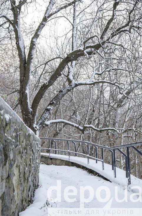 Прогулянка засніженою та казковою Вінницею (ФОТОРЕПОРТАЖ) - фото 7