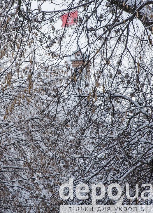 Прогулянка засніженою та казковою Вінницею (ФОТОРЕПОРТАЖ) - фото 10