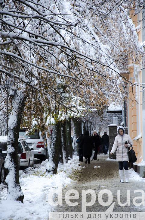Прогулянка засніженою та казковою Вінницею (ФОТОРЕПОРТАЖ) - фото 11