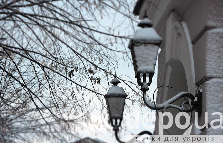 Прогулянка засніженою та казковою Вінницею (ФОТОРЕПОРТАЖ) - фото 16