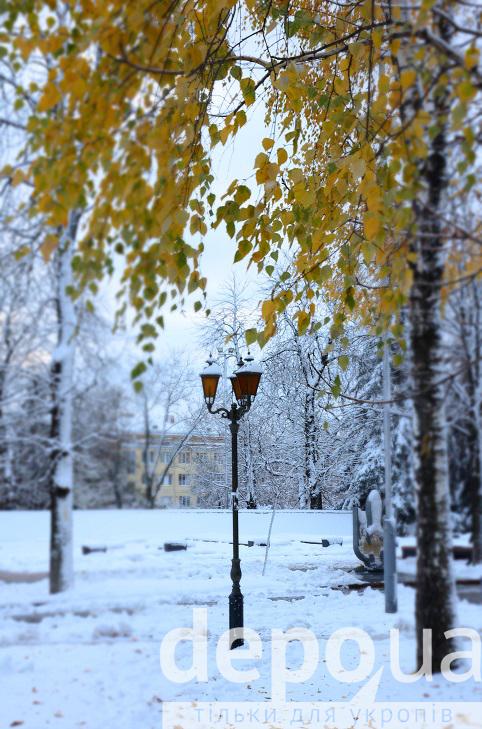 Прогулянка засніженою та казковою Вінницею (ФОТОРЕПОРТАЖ) - фото 17
