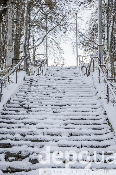 Прогулянка засніженою та казковою Вінницею (ФОТОРЕПОРТАЖ) - фото 9