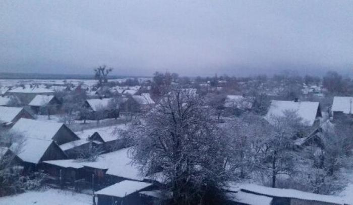 Рівненську область засипає снігом (ФОТО) - фото 1
