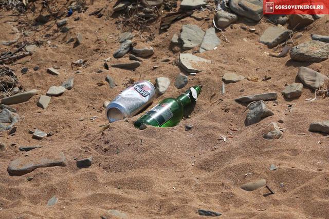 Кримські пляжі, які б шокували Айвазовського, або змусили його облизнутися - фото 6