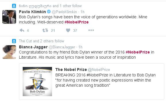 Як укро-єврей Боб Ділан дійшов до Нобелівку з літератури - фото 1