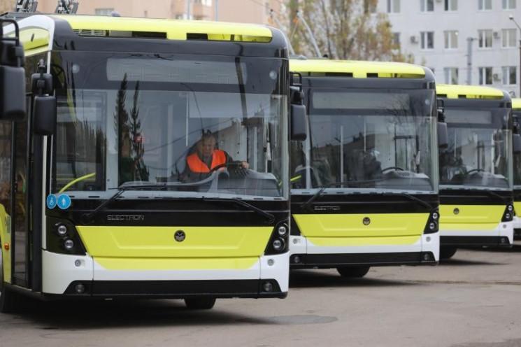 У Львові з'явиться ще один тролейбусний…
