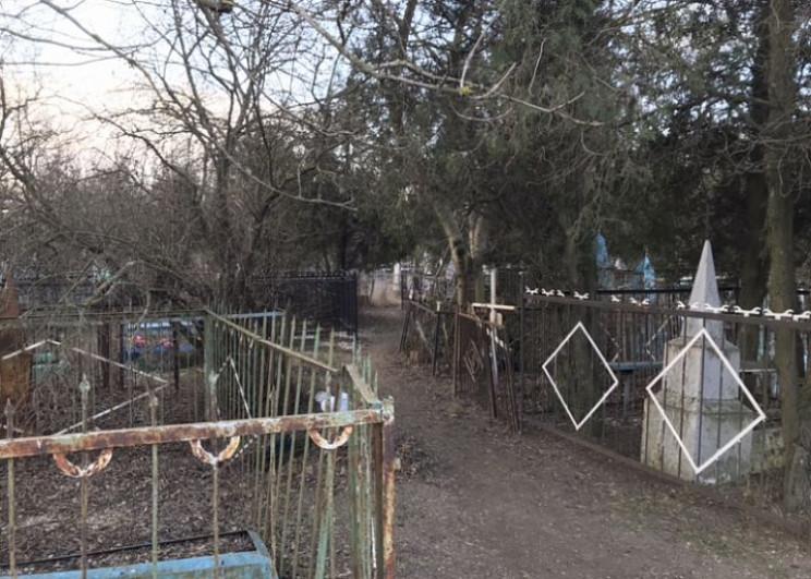 На бердянському цвинтарі знайшли чоловік…