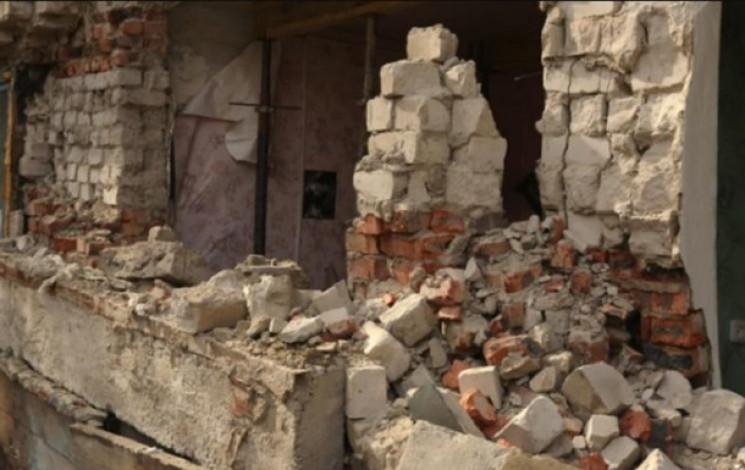 На Тернопільщині стіна розчавила жителя…