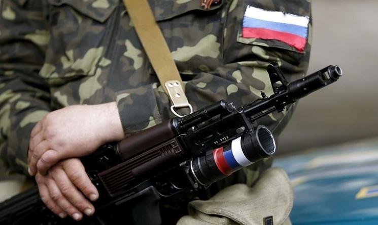 На Донбассе один украинский боец получил…