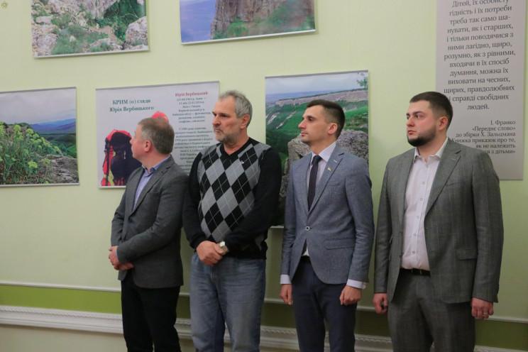 """У Львові презентували виставку """"Крим (о)…"""