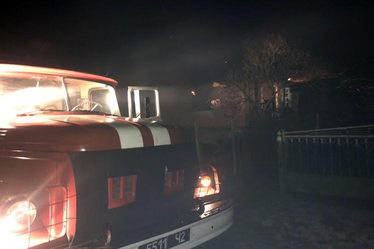 Вогнеборці Деражнянщини врятували від по…