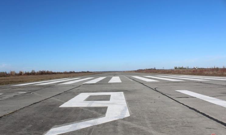 З малого: Хмельницький аеропорт проводит…