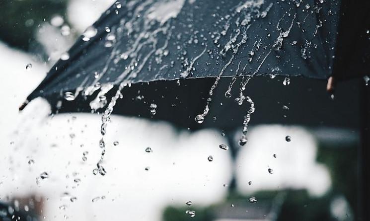 """В Днепре ожидают """"зимние"""" дожди…"""