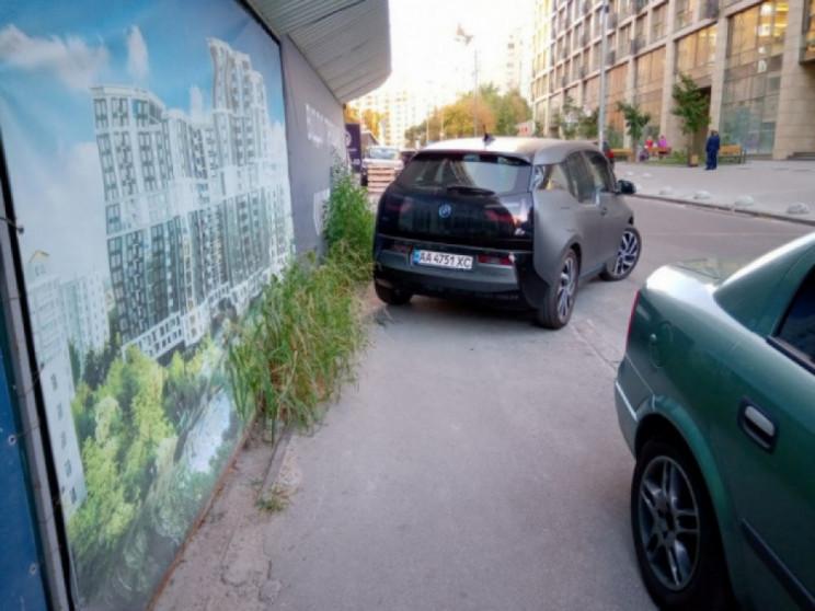 """Топ-8 киевских водителей-""""оленей"""", котор…"""