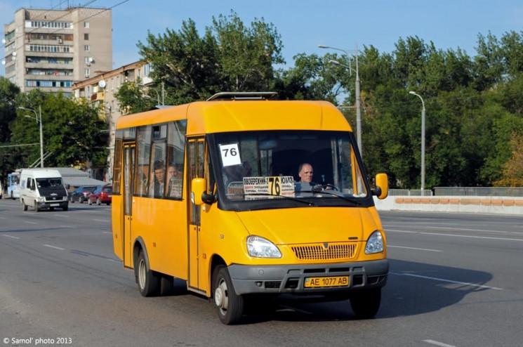 """В Днепре """"автобусы мечты"""" выйдут на новы…"""