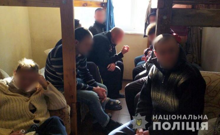 """На Донетчине разоблачили """"центр реабилит…"""
