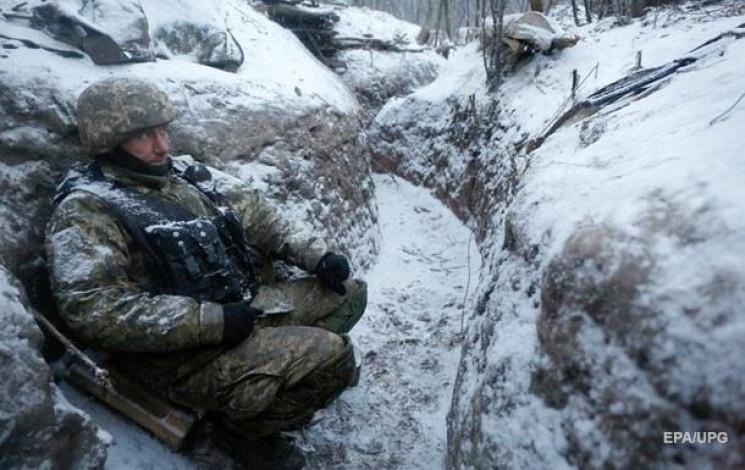 Бойовики на Донбасі 12 разів обстріляли…