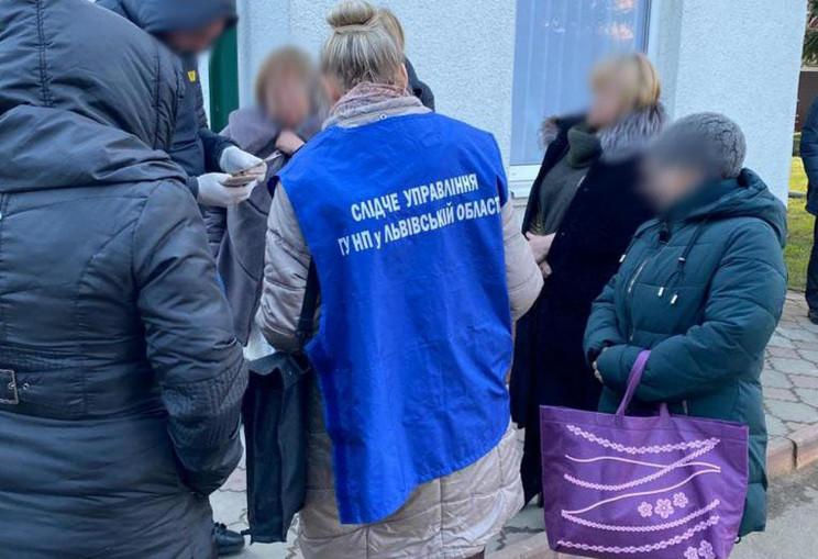На Львівщині поліція затримала керівника…