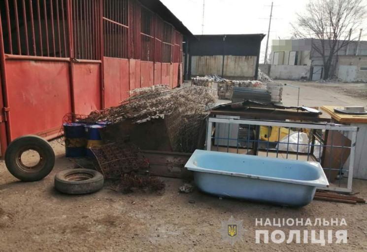 В Мелитополе разоблачили незаконный пунк…