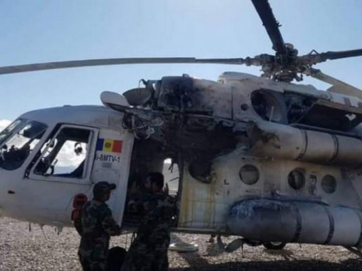 В Афганістані ракета збила гвинтокрил з…
