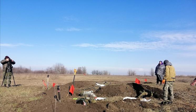 На Днепропетровщине археологи нашли оста…