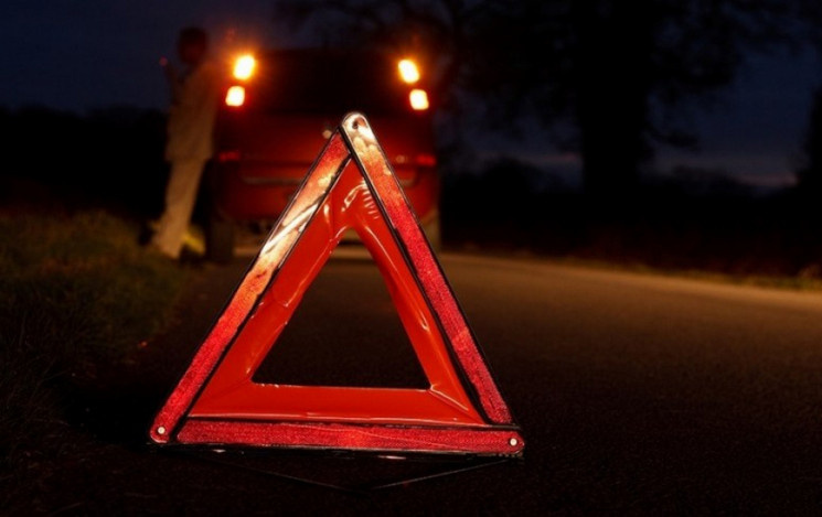 Водій та два пасажири постраждали в ДТП…