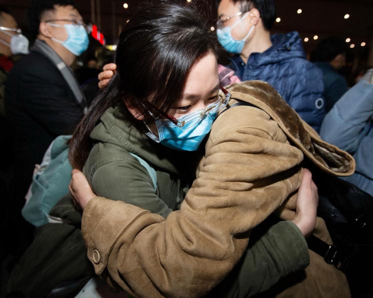 У Китаї відслідковують можливі мутації н…