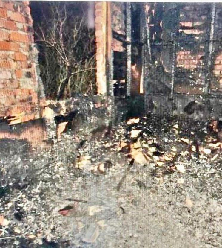 На Кубані чоловік згорів у власному буди…