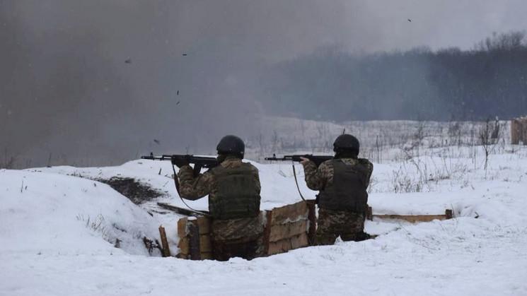 На Донбассе снова полегли воины ВСУ: Оди…