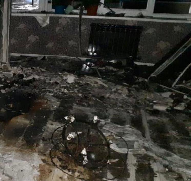 У Новоросійську внаслідок пожежі загинул…
