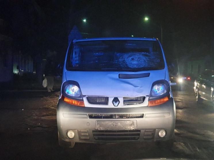 В Ужгороде молодой водитель сбил пенсион…